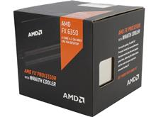 AMD FX-6350 3.9GHz AM3+ Vishera CPU with AMD Wraith Cooler